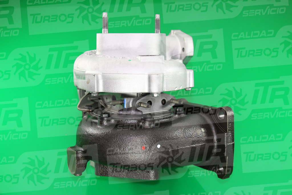 Turbo GARRETT 750001- (imagen 3)