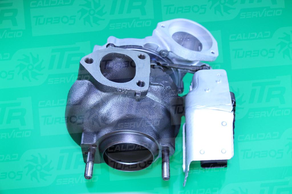 Turbo GARRETT 750080- (imagen 3)
