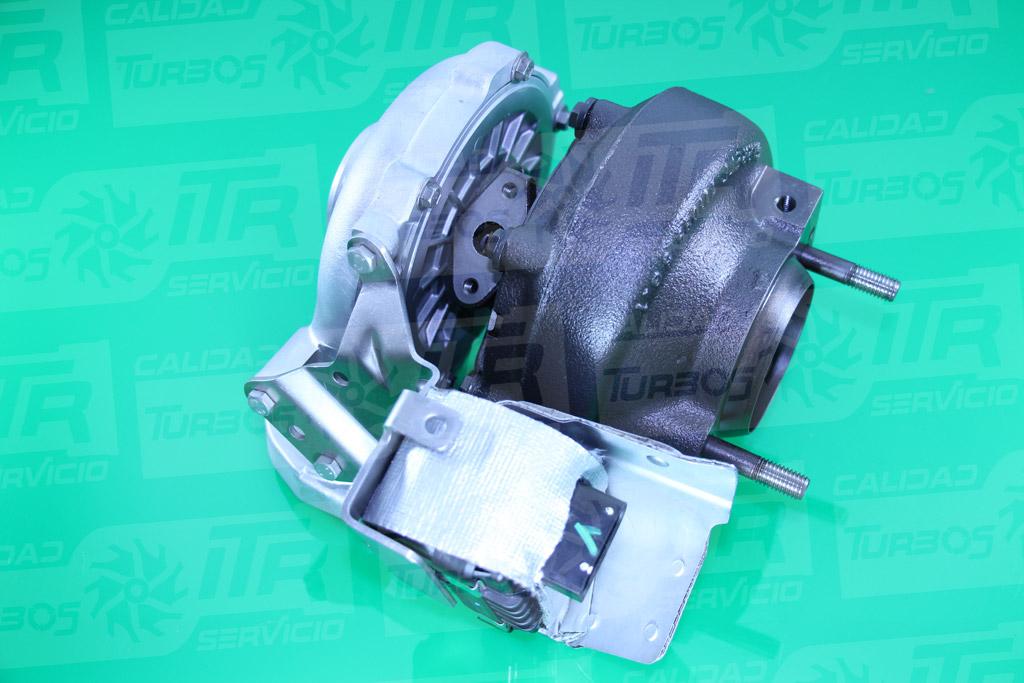 Turbo GARRETT 750080- (imagen 2)