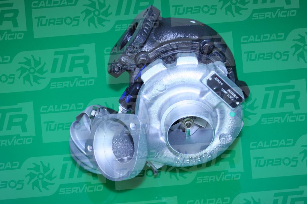 Turbo GARRETT 750431- (imagen 2)