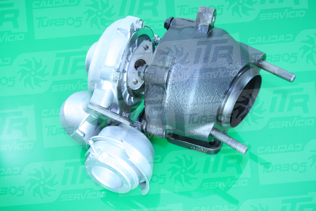 Turbo GARRETT 750431- (imagen 3)