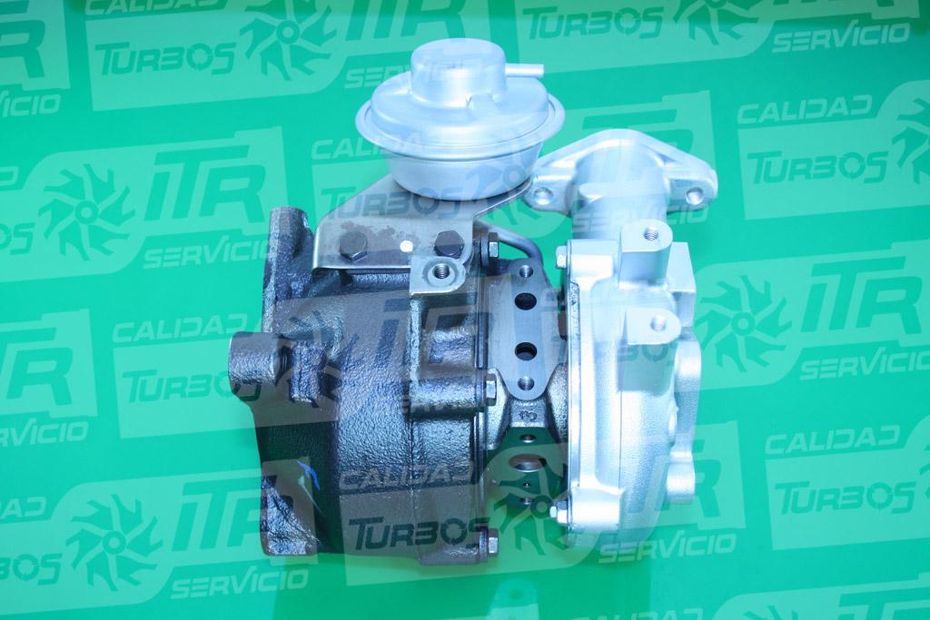 Turbo GARRETT 750441- (imagen 2)