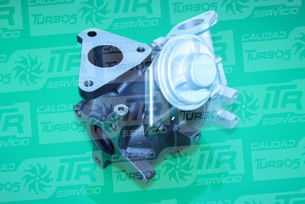 Turbo GARRETT 750441- (imagen 3)