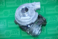Turbo GARRETT 750510-