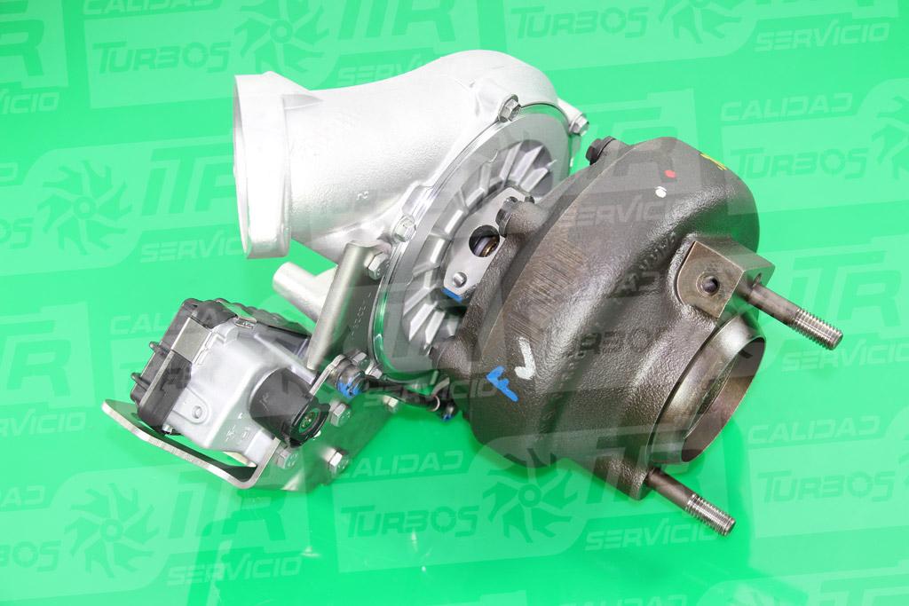Turbo GARRETT 750773- (imagen 3)