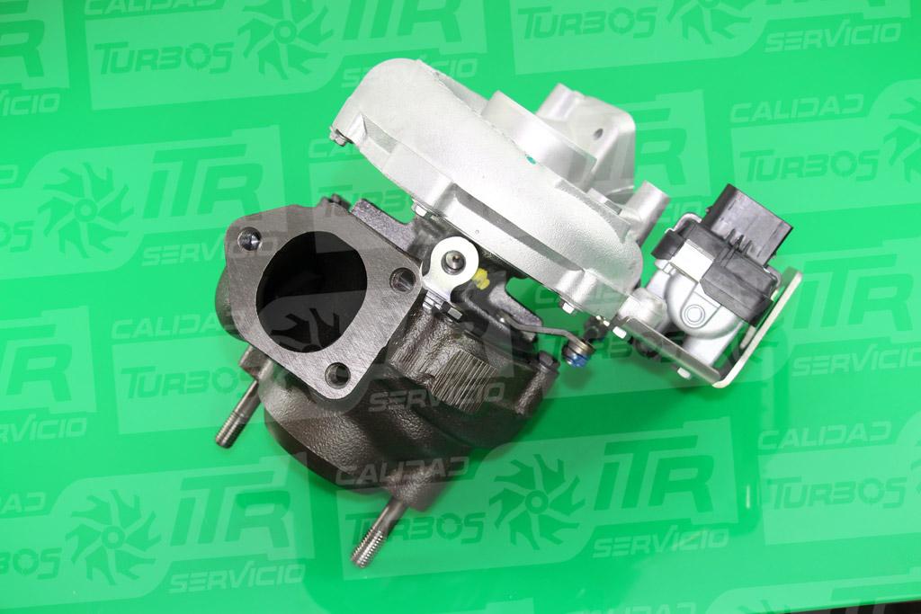 Turbo GARRETT 750773- (imagen 2)
