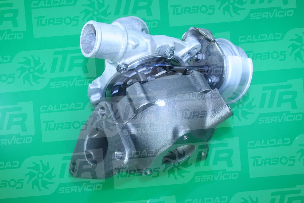 Turbo GARRETT 751418- (imagen 2)