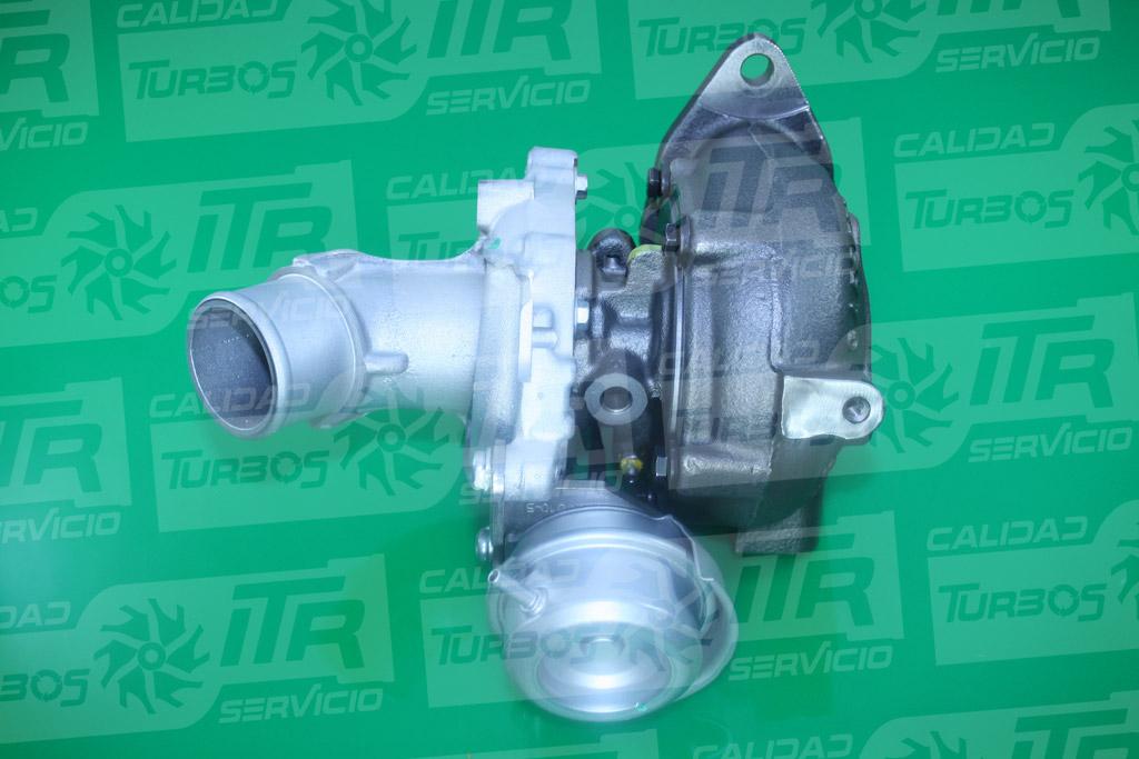 Turbo GARRETT 751418- (imagen 3)