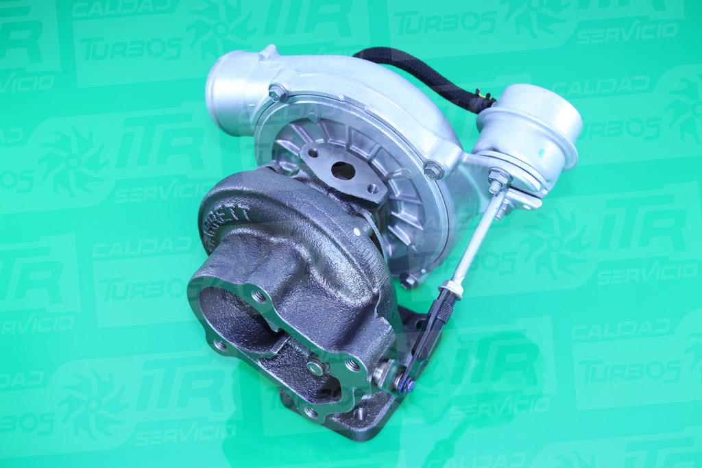 Turbo GARRETT 751578- (imagen 2)