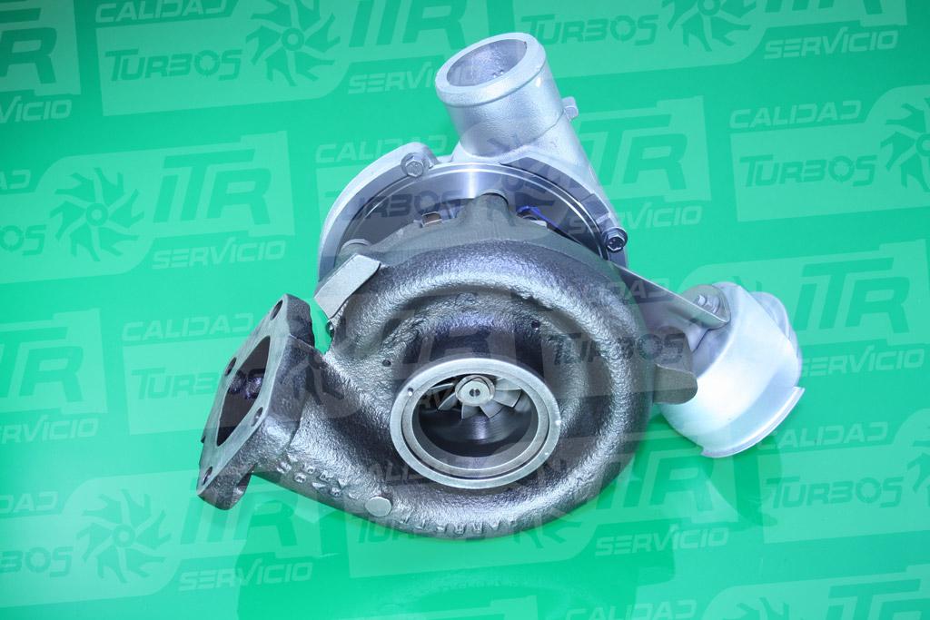 Turbo GARRETT 751758- (imagen 2)