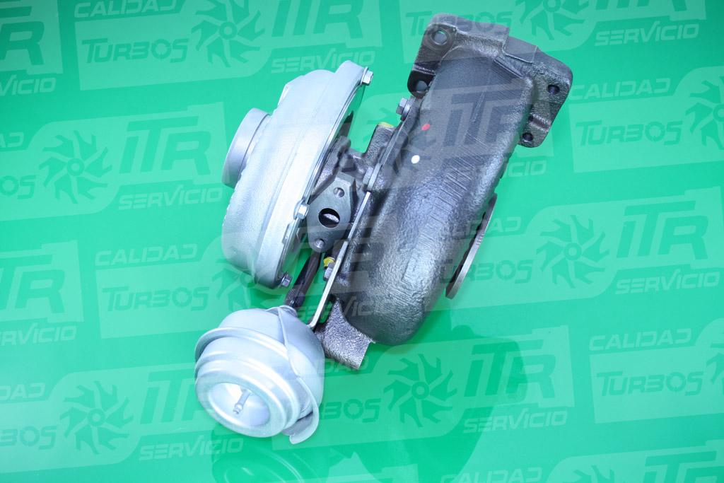 Turbo GARRETT 751758- (imagen 3)