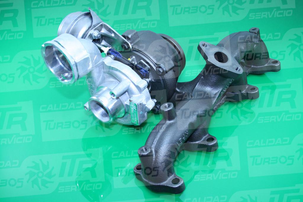 Turbo GARRETT 751851- (imagen 2)