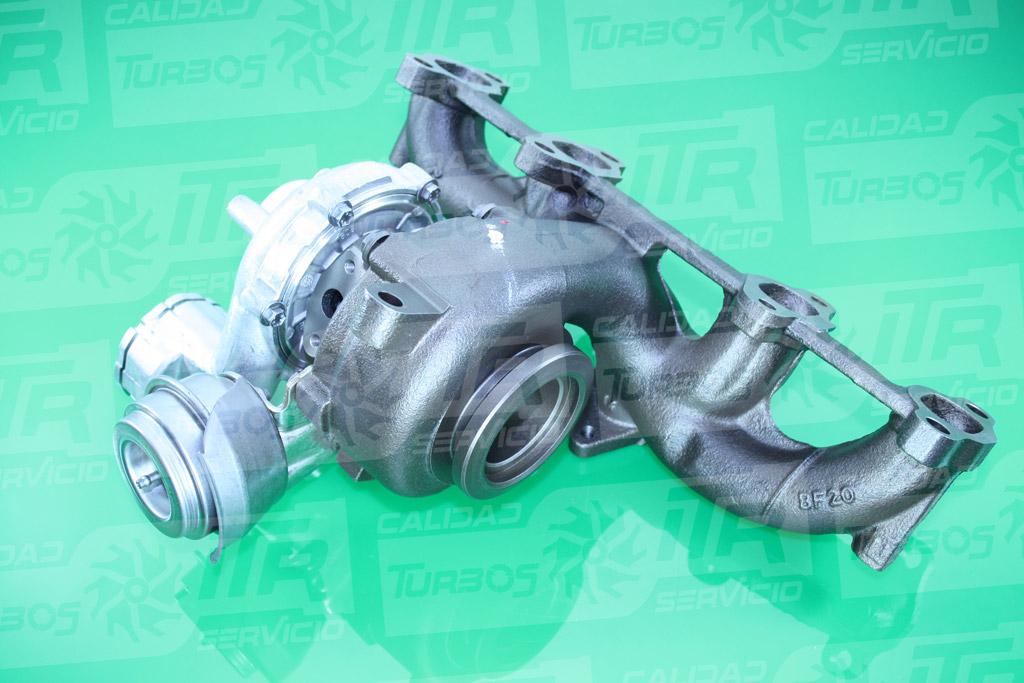 Turbo GARRETT 751851- (imagen 3)