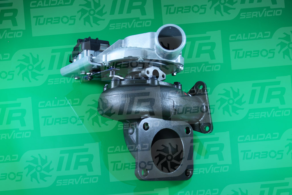 Turbo GARRETT 752610- (imagen 2)