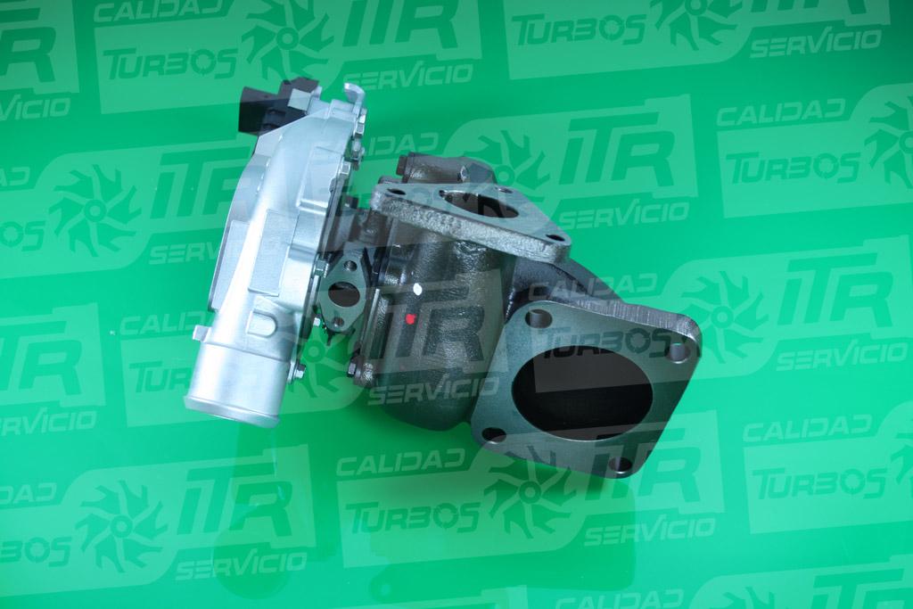 Turbo GARRETT 752610- (imagen 3)