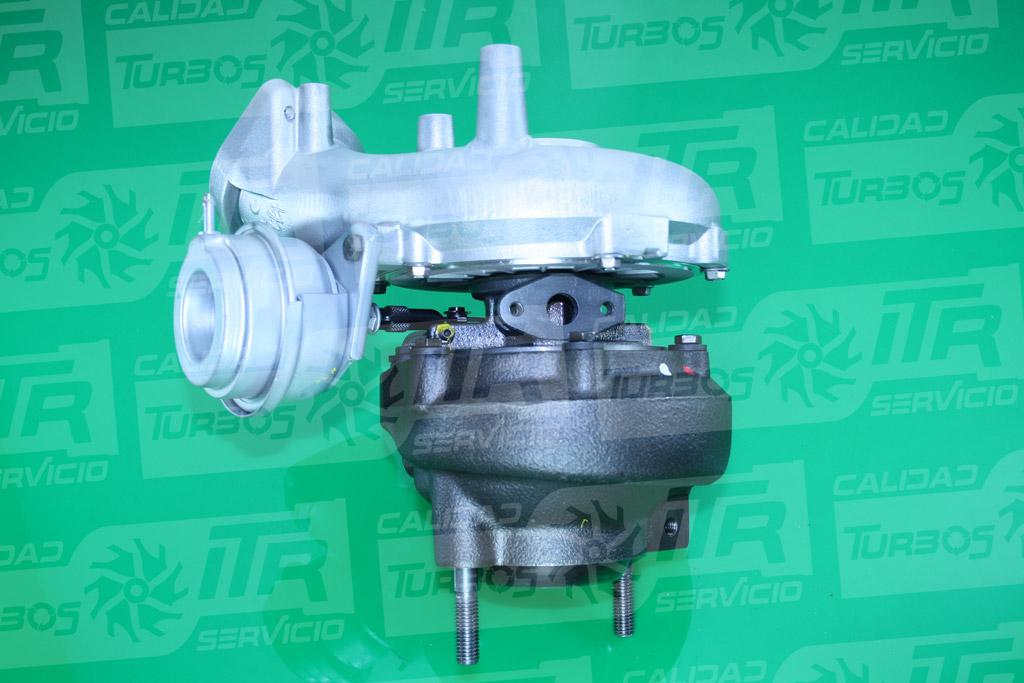 Turbo GARRETT 753392- (imagen 2)