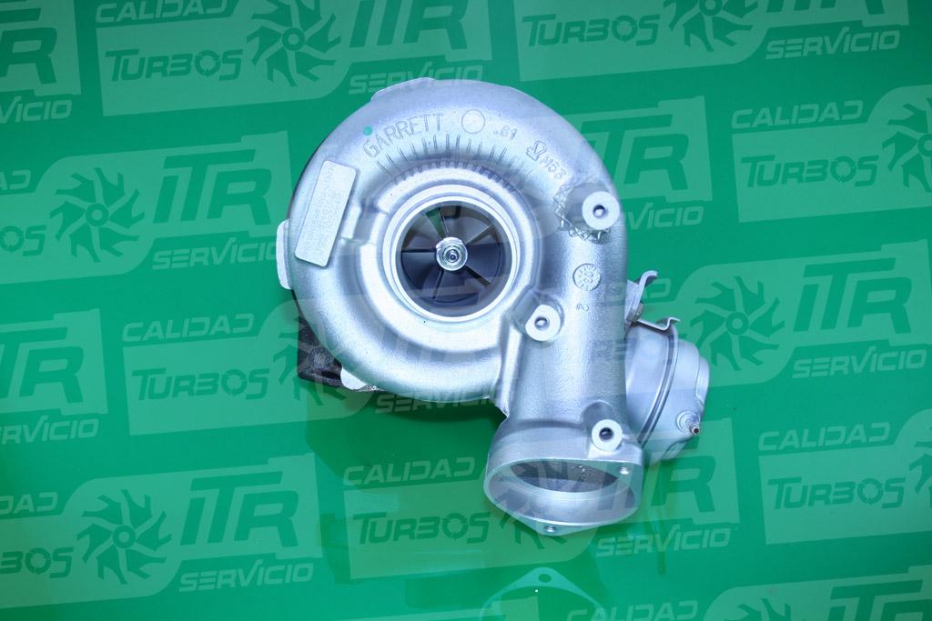 Turbo GARRETT 753392- (imagen 3)