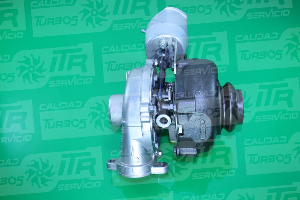Turbo GARRETT 753420- (imagen 2)