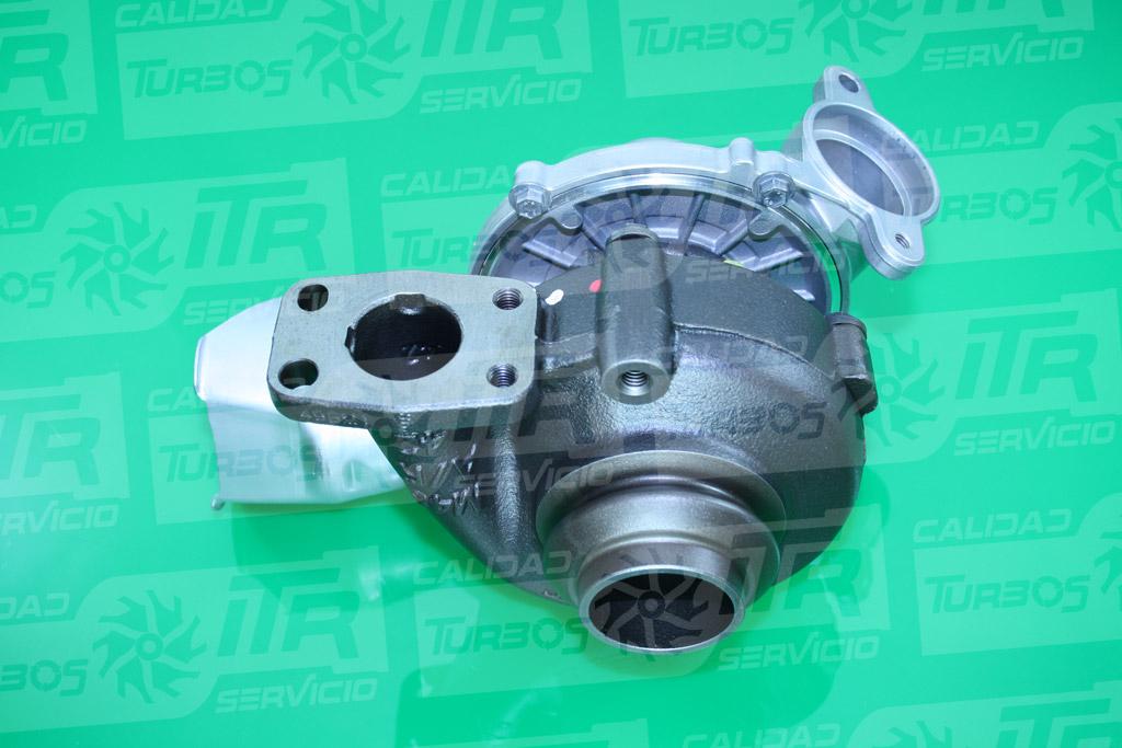 Turbo GARRETT 753420- (imagen 3)