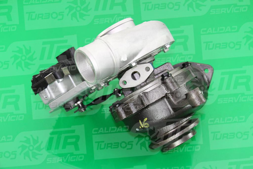 Turbo GARRETT 753546- (imagen 3)