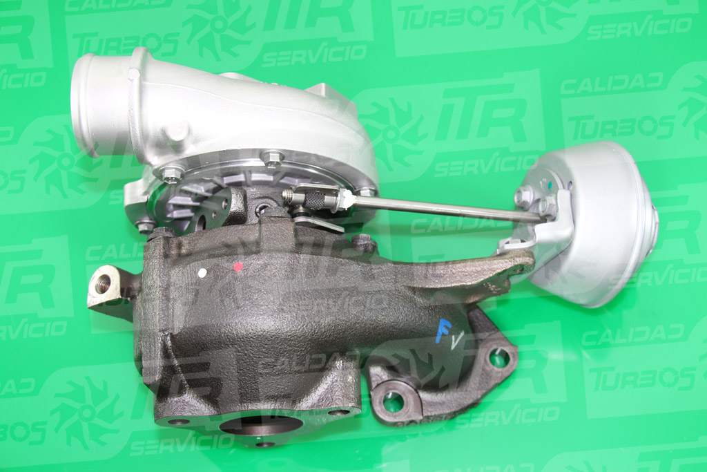 Turbo GARRETT 753707- (imagen 3)
