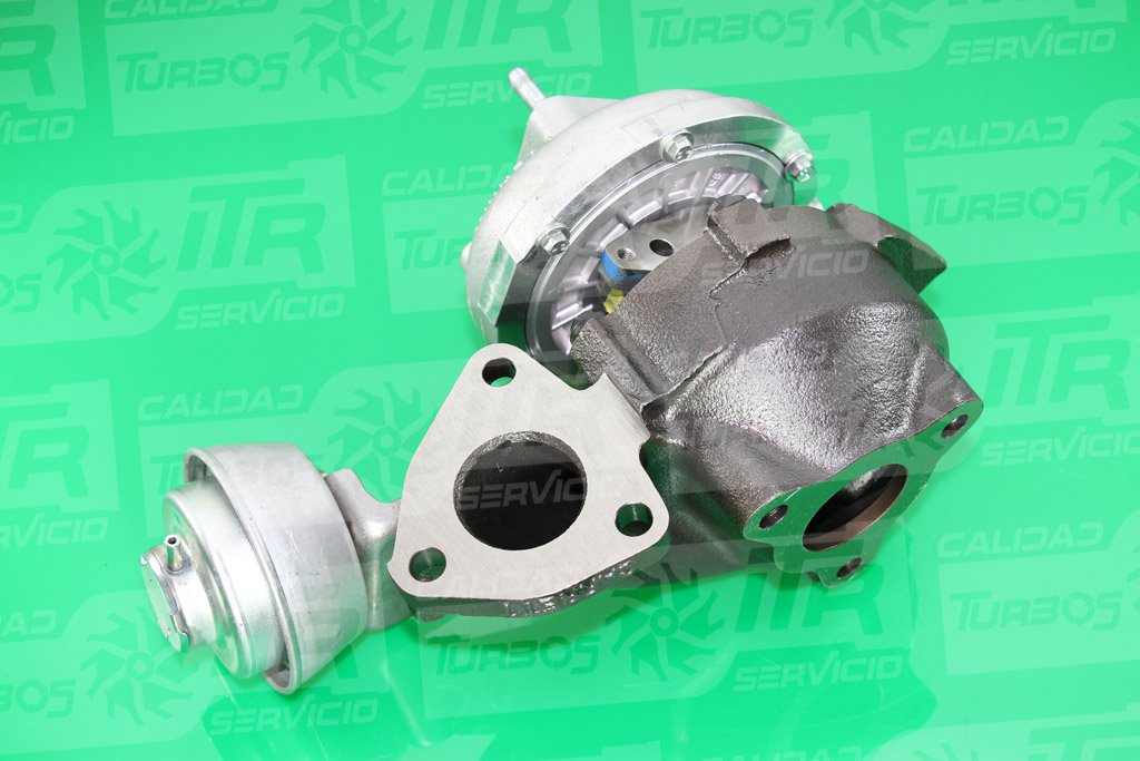 Turbo GARRETT 753708- (imagen 2)