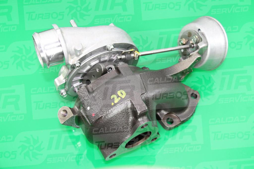 Turbo GARRETT 753708- (imagen 3)