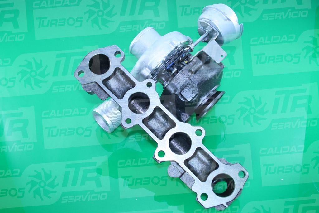 Turbo GARRETT 755042- (imagen 3)