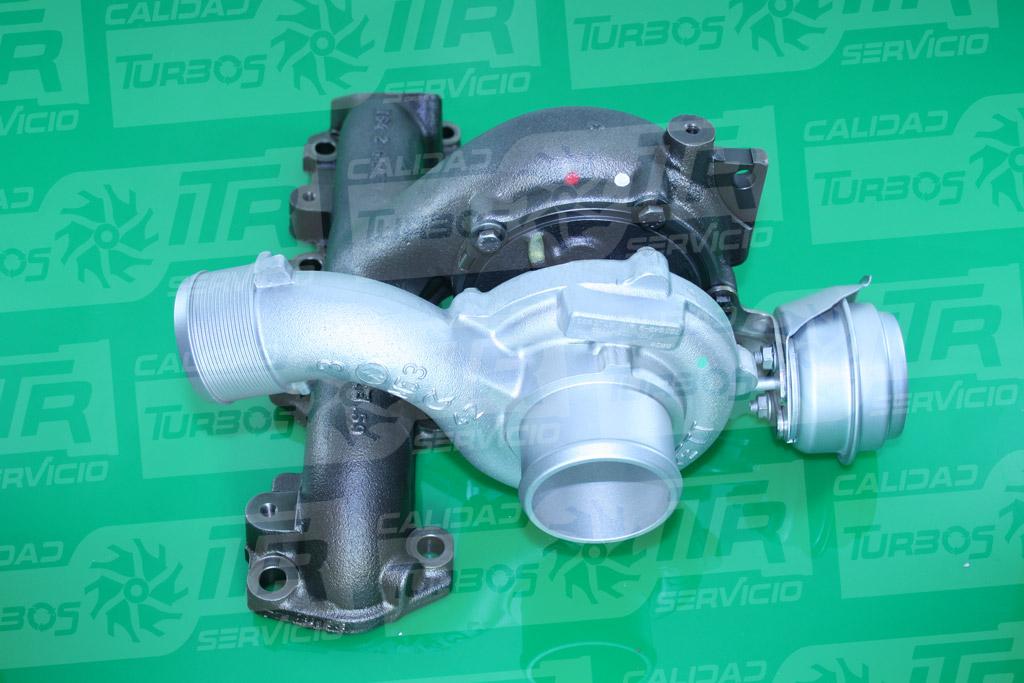 Turbo GARRETT 755042- (imagen 4)