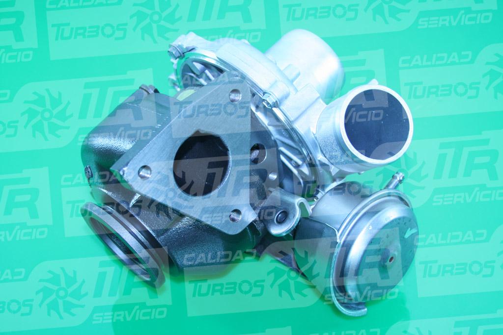 Turbo GARRETT 755507- (imagen 2)