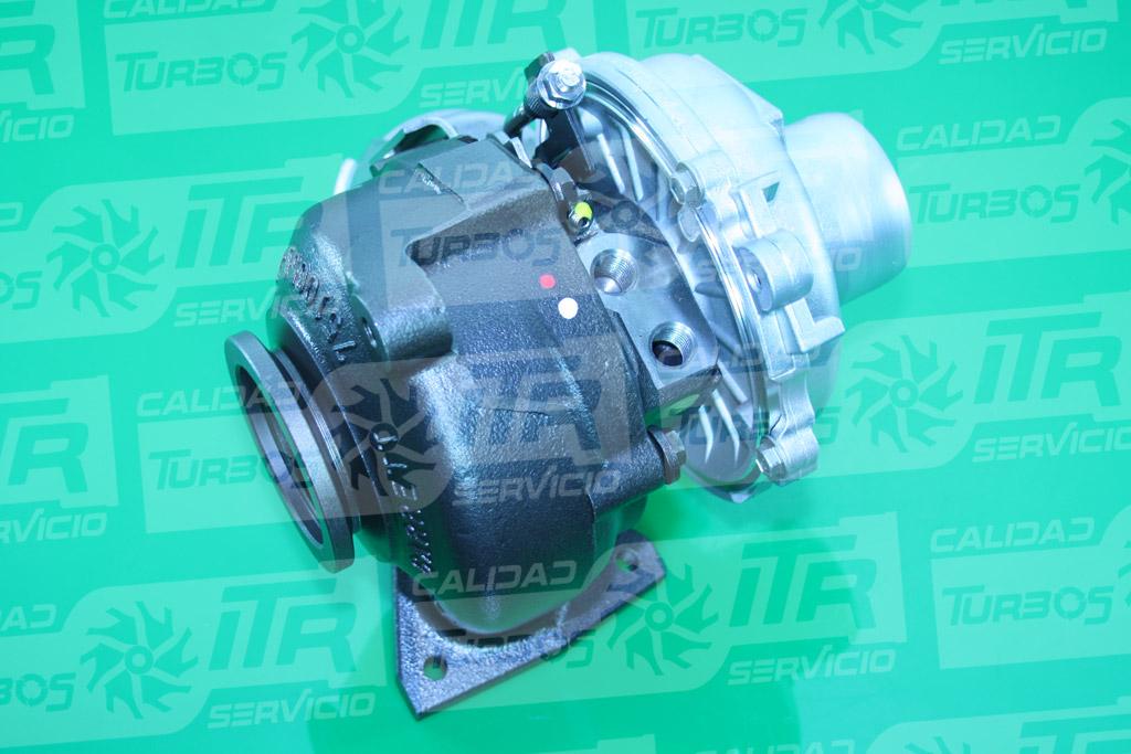 Turbo GARRETT 755507- (imagen 3)