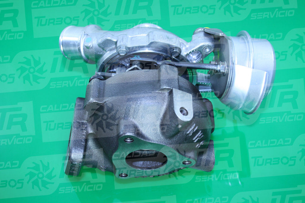 Turbo GARRETT 755925- (imagen 2)