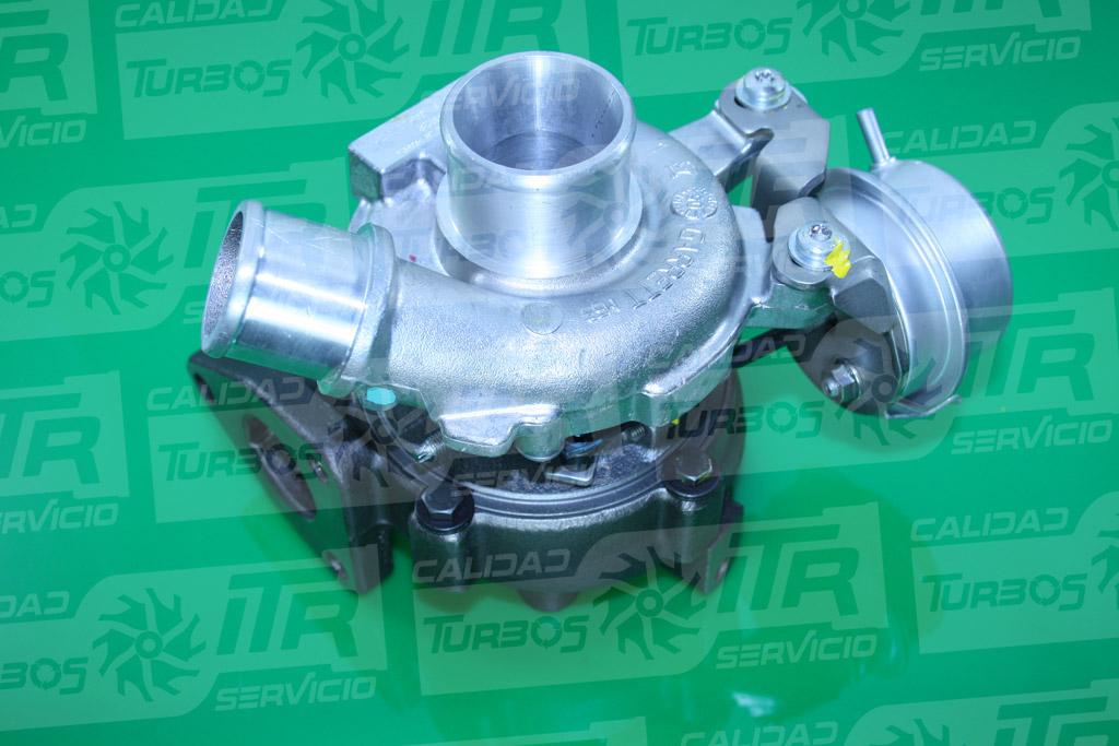Turbo GARRETT 755925- (imagen 3)
