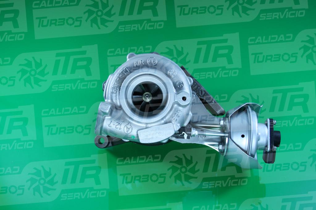 Turbo GARRETT 756047- (imagen 2)