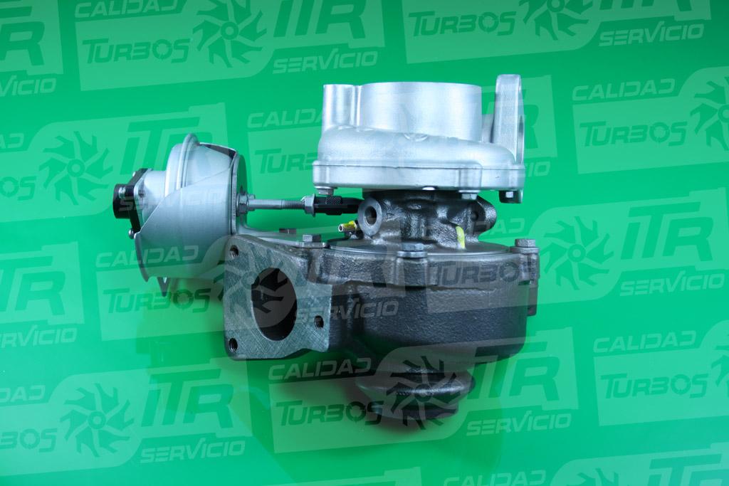 Turbo GARRETT 756047- (imagen 3)