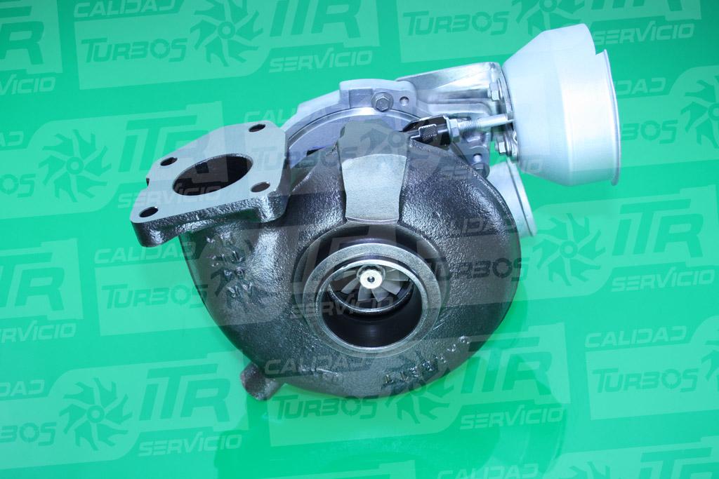 Turbo GARRETT 757246- (imagen 2)