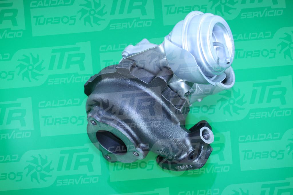 Turbo GARRETT 757886-3 (imagen 3)