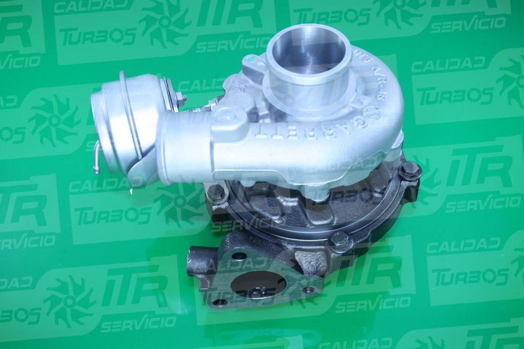 Turbo GARRETT 757886-3 (imagen 2)