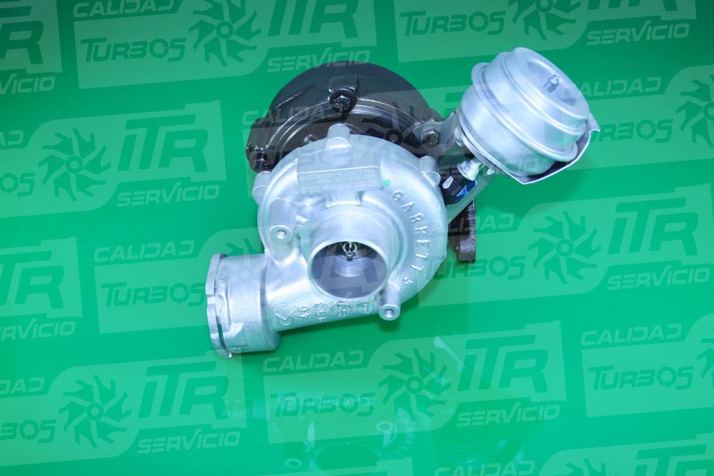 Turbo GARRETT 758219- (imagen 2)