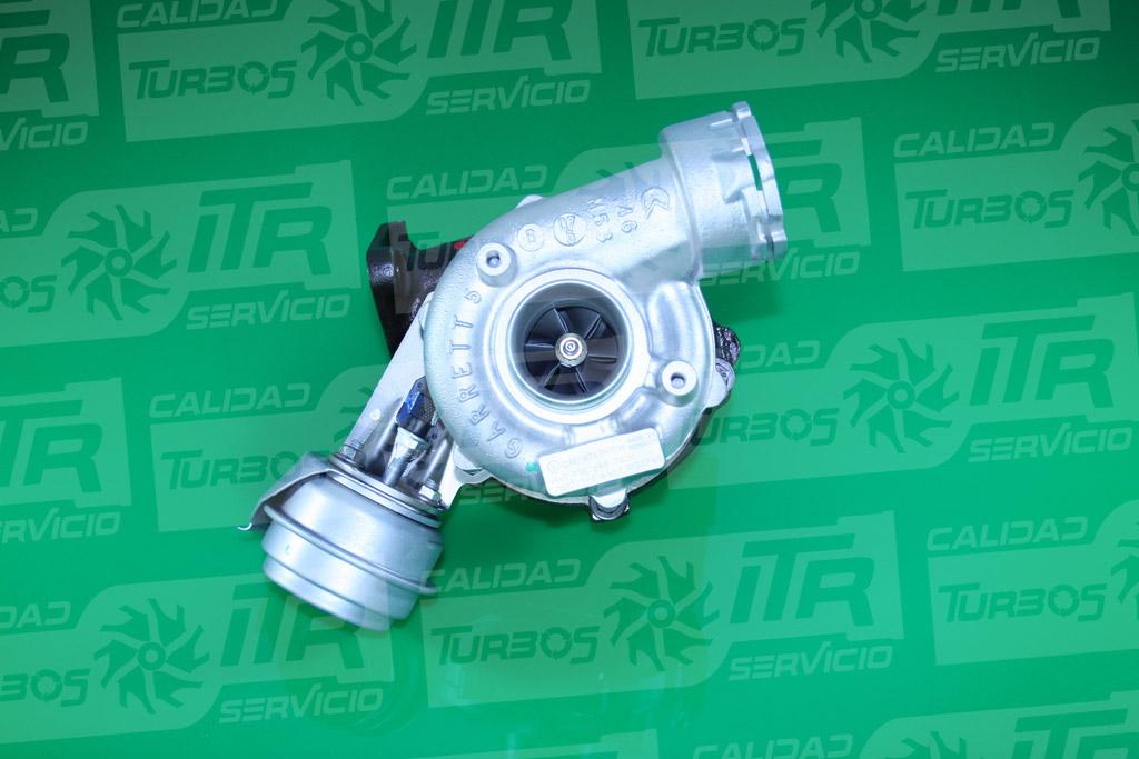 Turbo GARRETT 758219- (imagen 3)