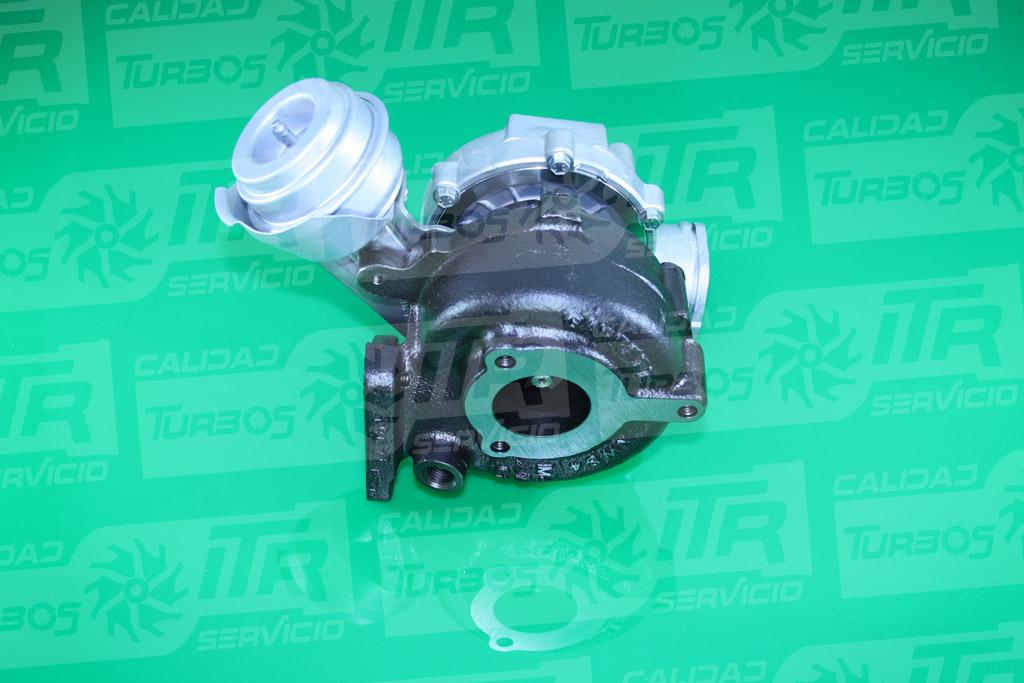 Turbo GARRETT 758219- (imagen 4)