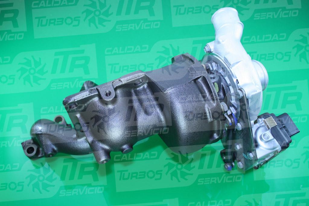 Turbo GARRETT 758226- (imagen 2)