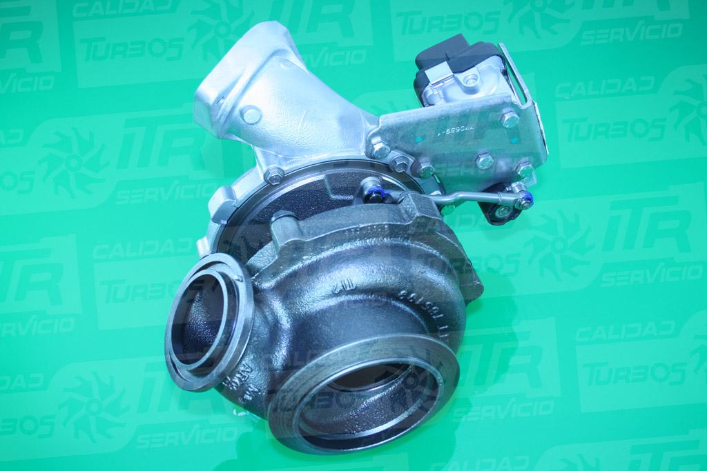 Turbo GARRETT 758352- (imagen 2)