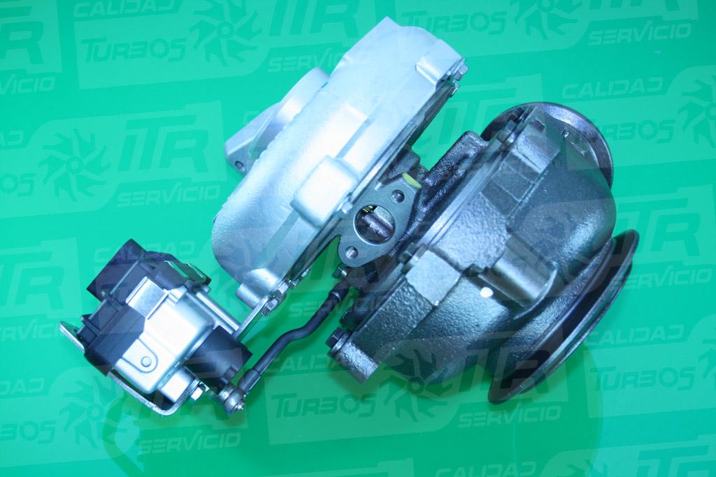 Turbo GARRETT 758352- (imagen 3)