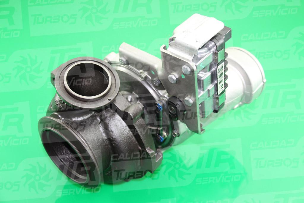 Turbo GARRETT 758353- (imagen 3)