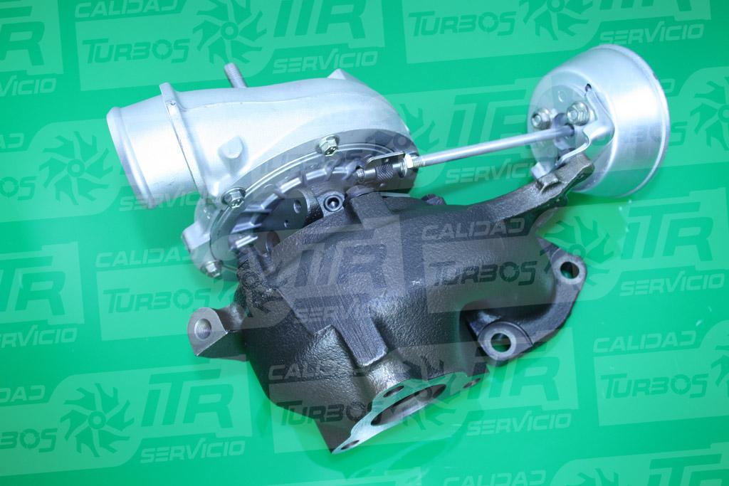 Turbo GARRETT 759394- (imagen 2)
