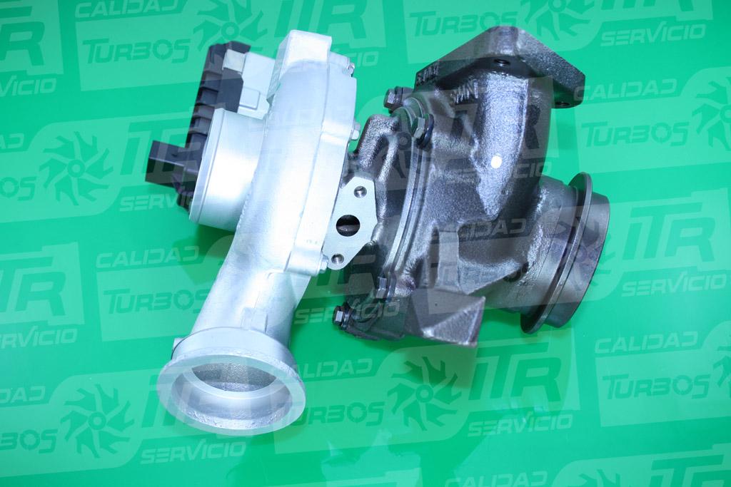 Turbo GARRETT 759688- (imagen 2)