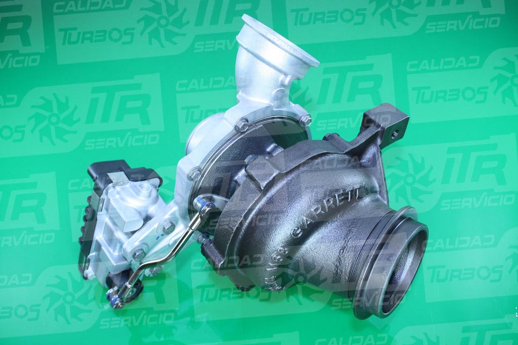 Turbo GARRETT 759688- (imagen 3)
