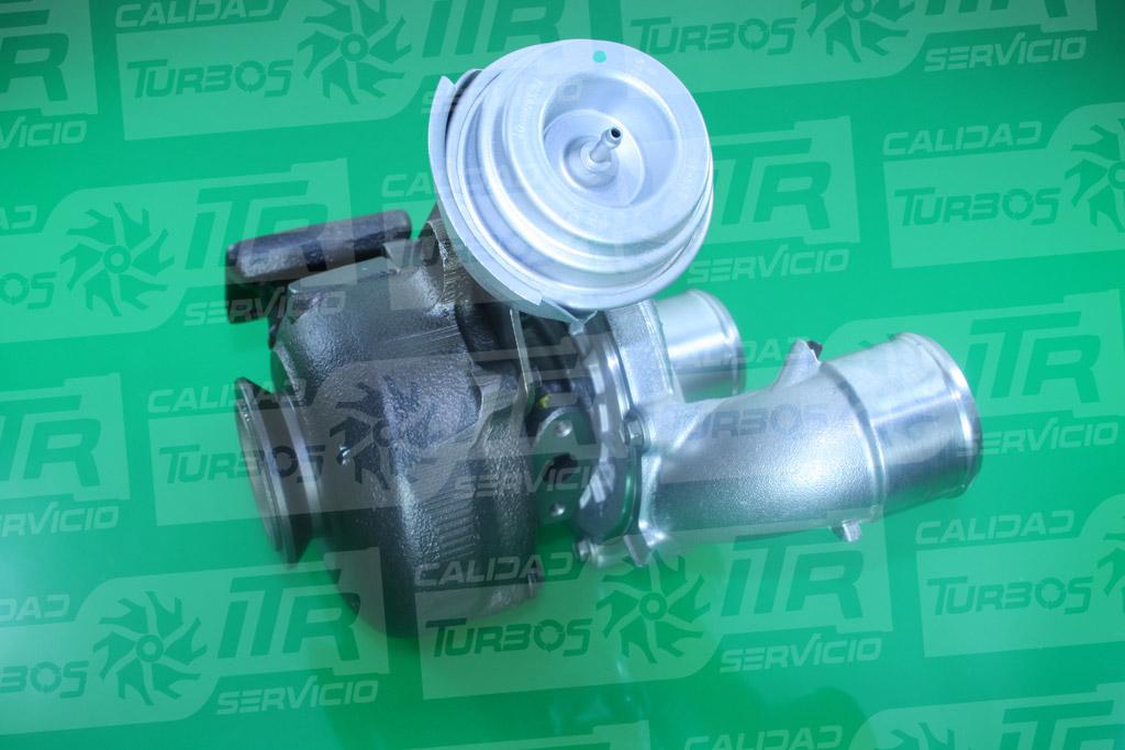 Turbo GARRETT 760497- (imagen 2)