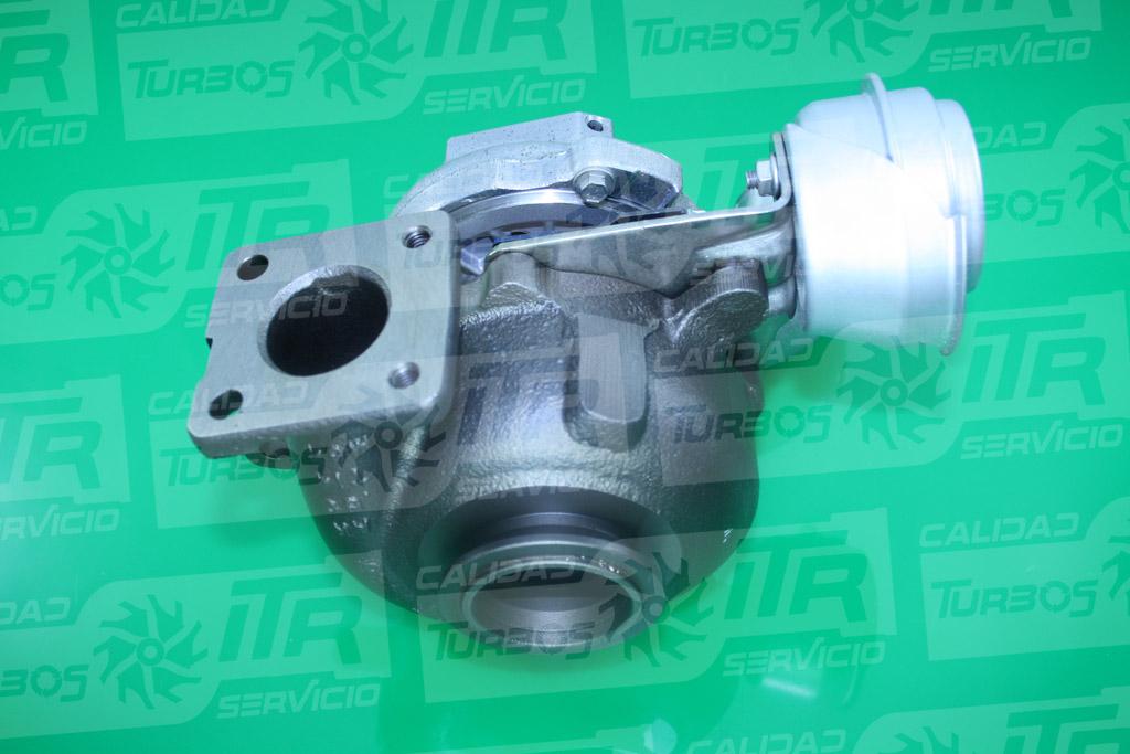 Turbo GARRETT 760497- (imagen 3)